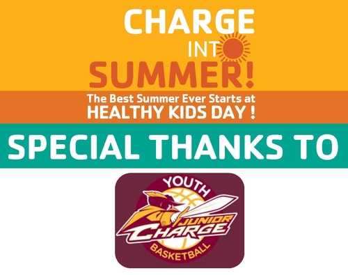HealthyKids Day Thank You Charge