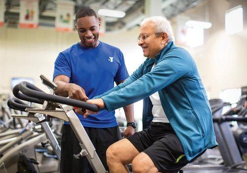 active older adult